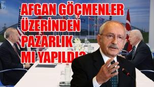 Kılıçdaroğlundan bomba iddia... Erdoğan ABD ile gizli anlaşma mı yaptı?