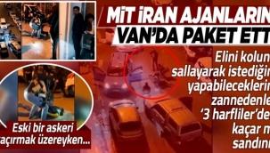 MİT ve Emniyetten ortak operasyon: 2si İran ajanı 8 kişi yakalandı